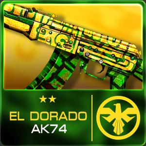 EL DORADO AK74 (Permanent)