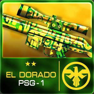 EL DORADO PSG-1 (Permanent)