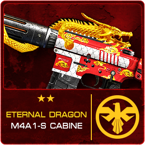 ETERNAL DRAGON M4A1-S CABINE (Permanent)