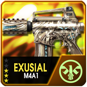 EXUSIAL M4A1 (Permanent)