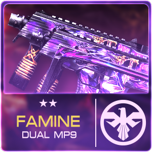 FAMINE DUAL MP9 (Permanent)