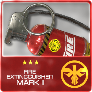 FIRE EXTINGUISHER MARK II (Permanent)