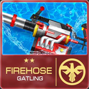 FIREHOSE GATLING (Permanent)