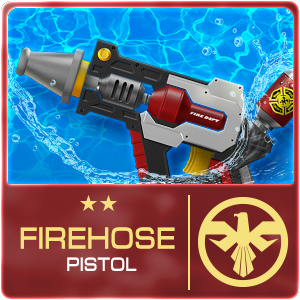 FIREHOSE PISTOL (Permanent)