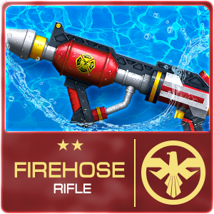 FIREHOSE RIFLE (Permanent)