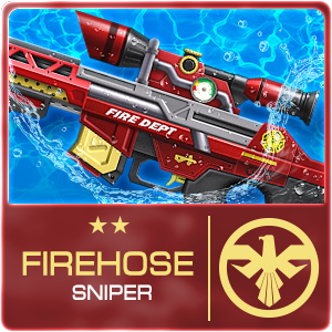 FIREHOSE SNIPER (Permanent)