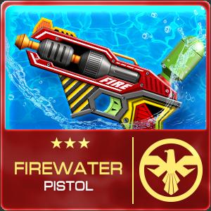 FIREWATER PISTOL (Permanent)