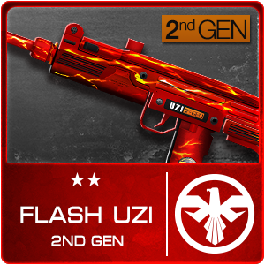 FLASH UZI 2ND GEN (Permanent)