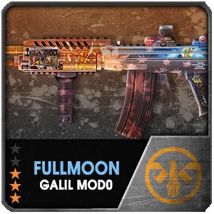FULLMOON GALIL MOD0 (Permanent)