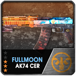 FULLMOON AK74 CER (Permanent)