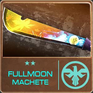 FULLMOON MACHETE (Permanent)