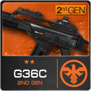 G36C 2ND GEN (Permanent)