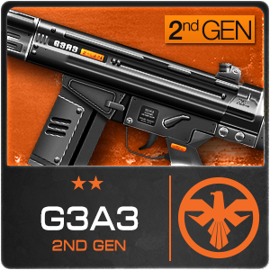 G3A3 2ND GEN (Permanent)