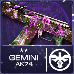 GEMINI AK74 (Permanent)