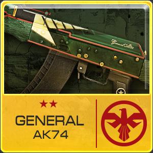 GENERAL AK74 (Permanent)