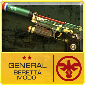 GENERAL BERETTA MOD0 (Permanent)