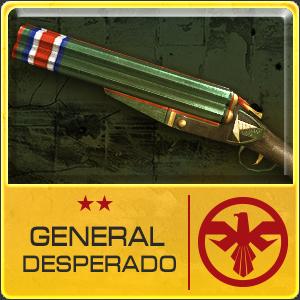 GENERAL DESPERADO (Permanent)