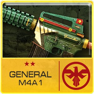 GENERAL M4A1 (Permanent)