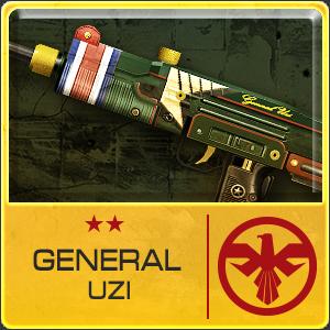 GENERAL UZI (Permanent)