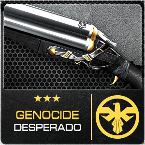 GENOCIDE DESPERADO (Permanent)