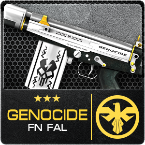 GENOCIDE FN FAL (Permanent)