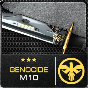 GENOCIDE M10 (Permanent)