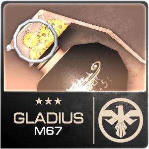 GLADIUS M67 (Permanent)