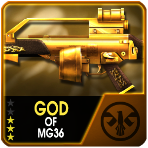 GOD OF MG36 (Permanent)