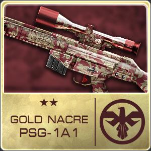 GOLD NACRE PSG-1A1 (Permanent)