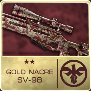GOLD NACRE SV-98 (Permanent)