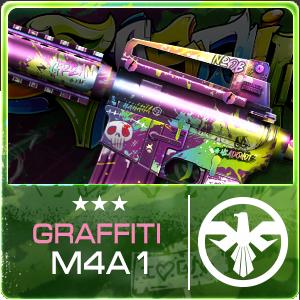 GRAFFITI M4A1 (Permanent)