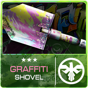 GRAFFITI SHOVEL (Permanent)