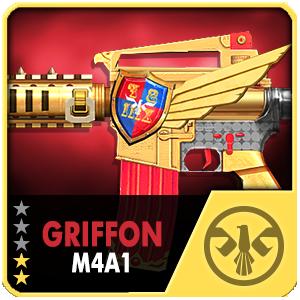 GRIFFON M4A1 (Permanent)