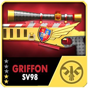 GRIFFON SV-98 (Permanent)