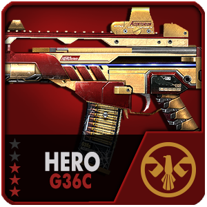 HERO IRON G36C (30 Days)