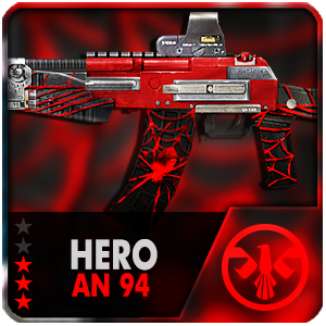 HERO SPIDER RED AN94 MOD0 (Permanent)