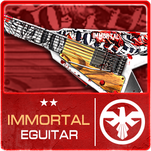 IMMORTAL ELECTRIC GUITAR (3 Days)