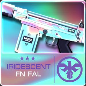 IRIDESCENT FN FAL (Permanent)