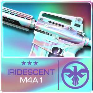 IRIDESCENT M4A1 (Permanent)