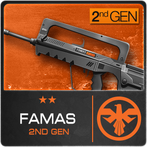 FAMAS 2ND GEN (Permanent)