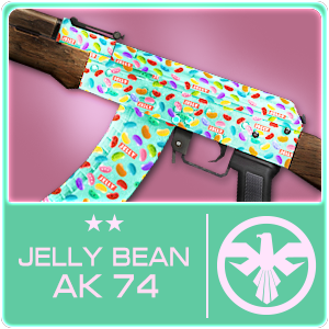 JELLY BEAN AK74 (Permanent)