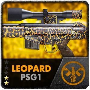 LEOPARD PSG-1 (Permanent)