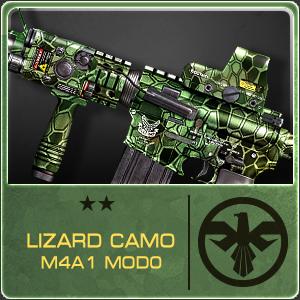 LIZARD CAMO M4A1 MOD0 (Permanent)