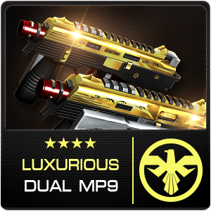 LUXURIOUS DUAL MP9 (Permanent)