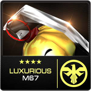 LUXURIOUS M67 (Permanent)