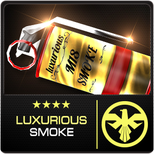 LUXURIOUS SMOKE (Permanent)