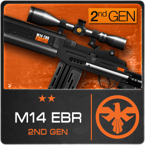 M14 EBR 2ND GEN (Permanent)