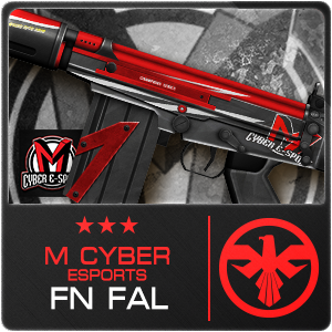 M CYBER ESPORTS FN FAL (Permanent)