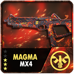 MAGMA MX-4 (14 Days)