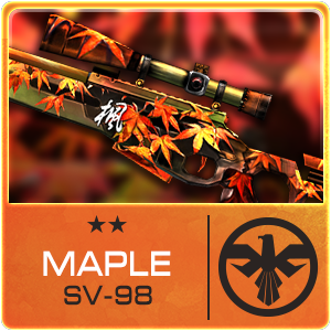 MAPLE SV-98 (Permanent)